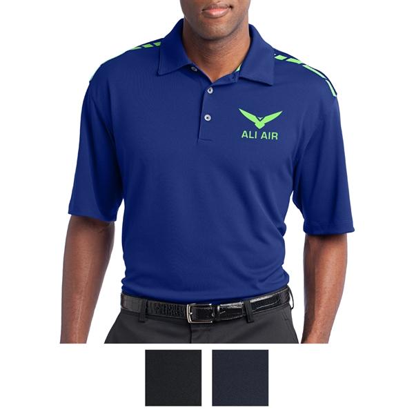 Nike Golf Dri-FIT Graphic Polo