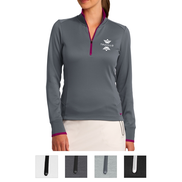 Nike Golf Ladies' Dri-FIT 1/2-Zip Cover-Up