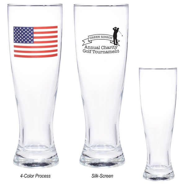 16 Oz. Pilsner Glass