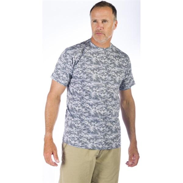 Men's Vintage Camouflage T-Shirt