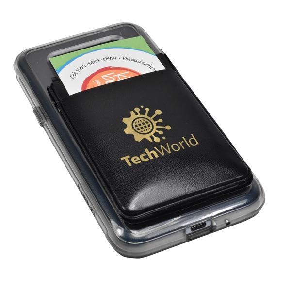 Tri-Pocket Tech Wallet - Executive