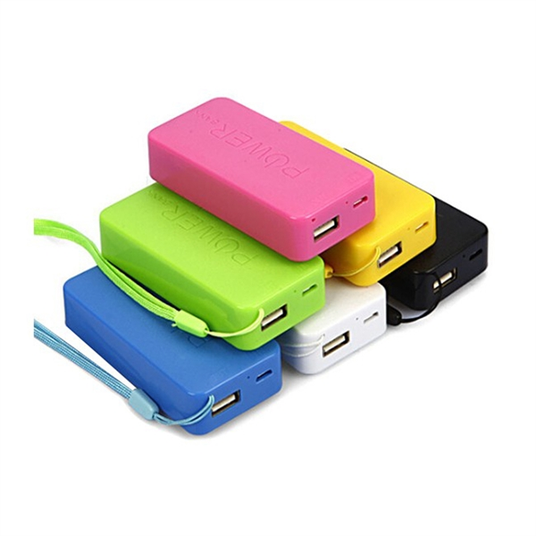 5200mAh Power Bank