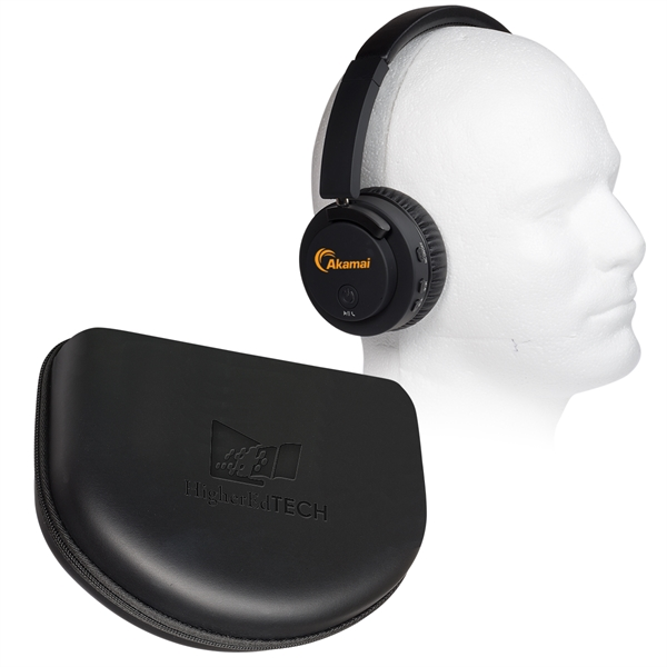 Bluetooth® Noise Cancelling Headphones with Microphone