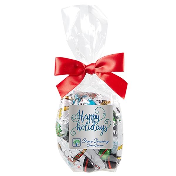 Elegant Mug Stuffer -Chocolate Snowmen (6.5 oz.)