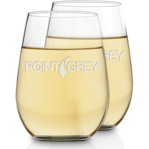 Riesling Wine Glasses - Set of 2