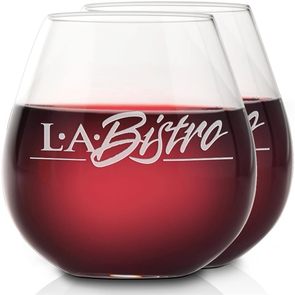 Pinot Noir Wine Glasses - Set of 2