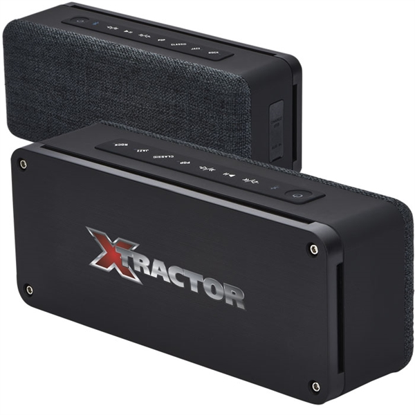 RoxBox™ Newport Bluetooth® Speaker Black