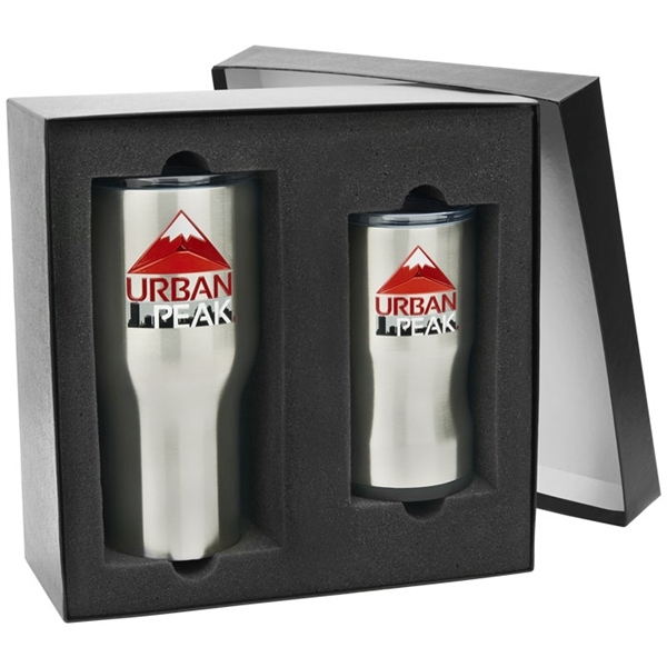 Urban Peak® Gift Set (30oz/3-in-1 Insulator)