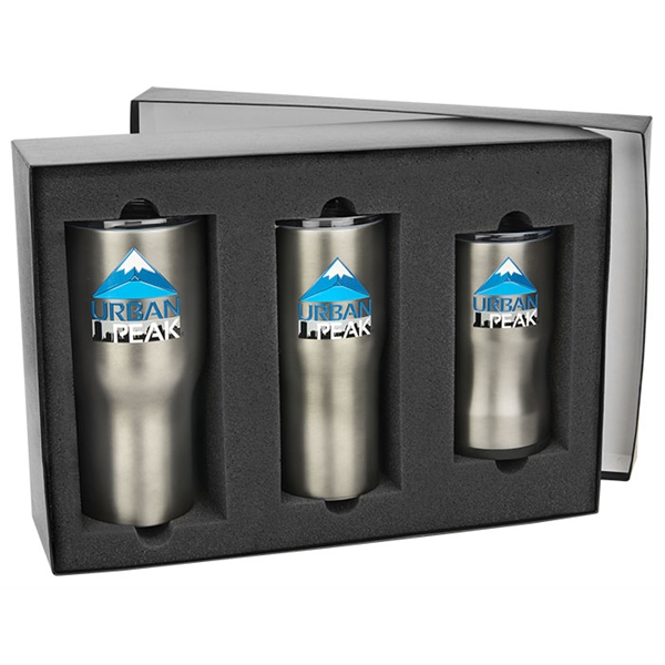 Urban Peak® Gift Set (30oz/20oz/3-in-1 Insulator)