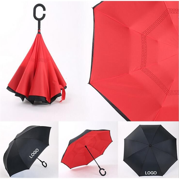 Creative Reversible Umbrella