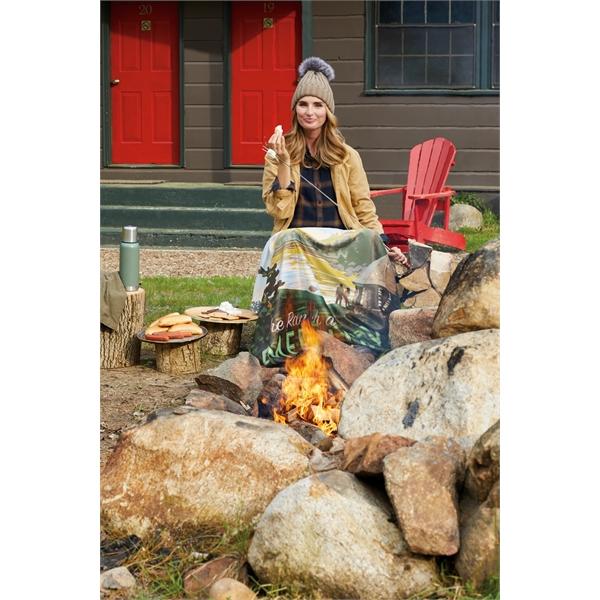 Mansfield Sherpa Blanket™