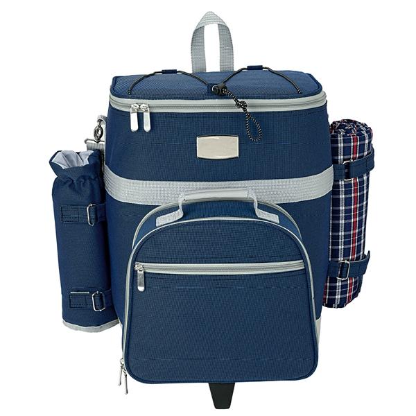 Haywood 4 Person Trolley Picnic Bag