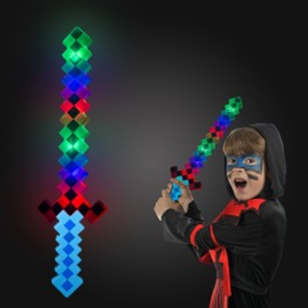Light Up Gaming Sword