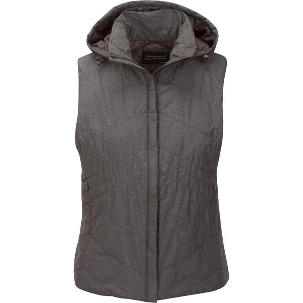 Ladies Jupiter Puffer Hooded Vest