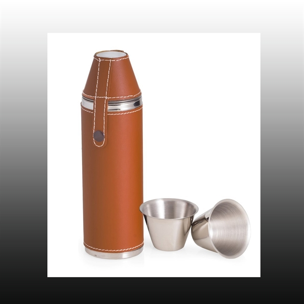 10 oz Stainless Steel Flask