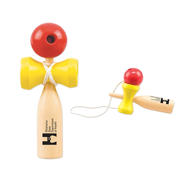 Mini Wooden Kendama