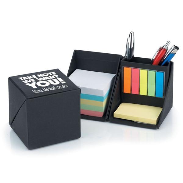 Multi Fuctional Sticky Notes Box