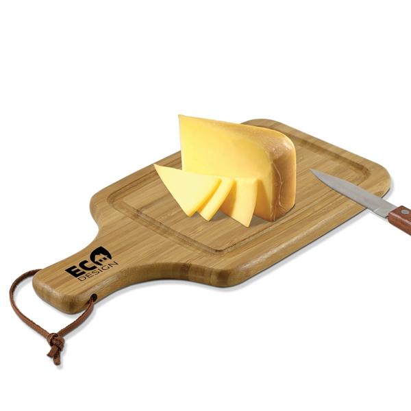 Mini Everyday Bamboo Cutting Board