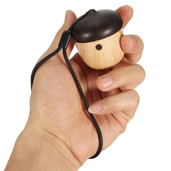 Mini Nut Shaped Portable Bluetooth Wireless Speaker