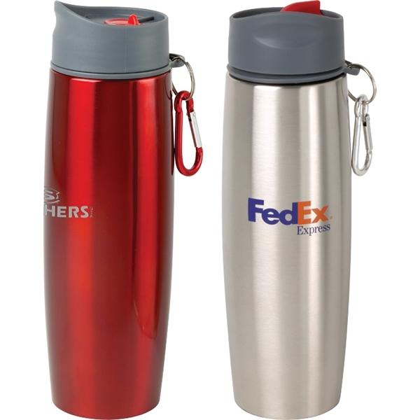 16 oz Duo Insulated Tumbler/Water Bottle (Vacuum)