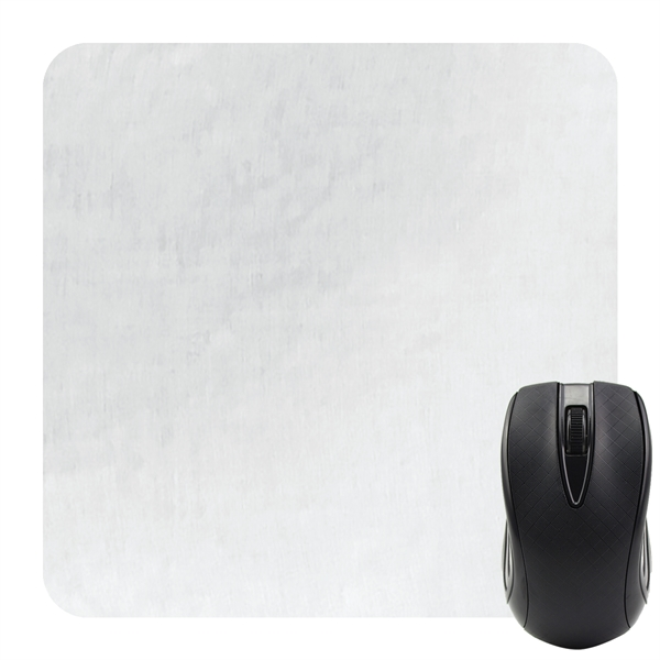 Computer Mouse Pad - Dye Sublimated - 6""
