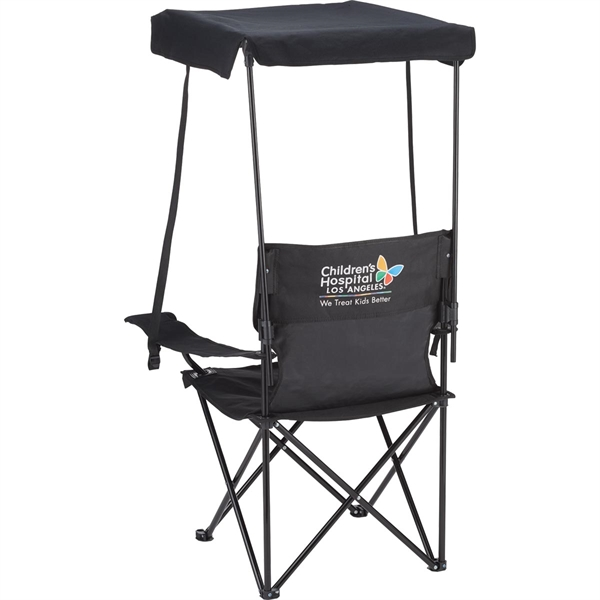 Game Day Premium Canopy Chair
