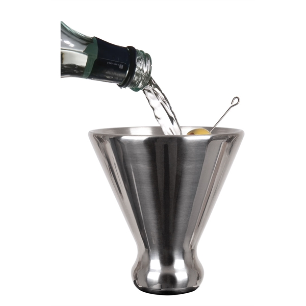 The Chill Stainless Steel Ice Martini Cup