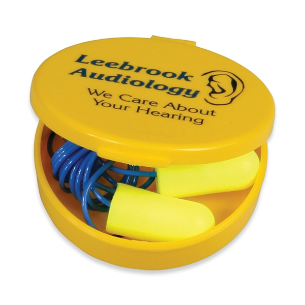 Corded Ear Plug Kit