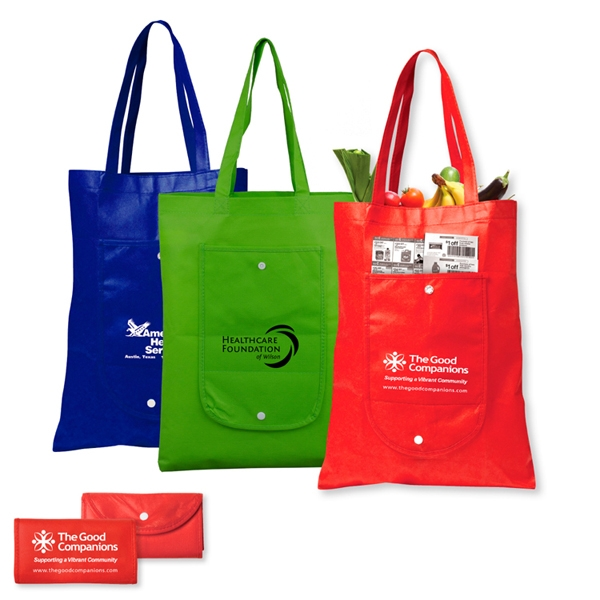 Cove - Fold-Up Tote Bag