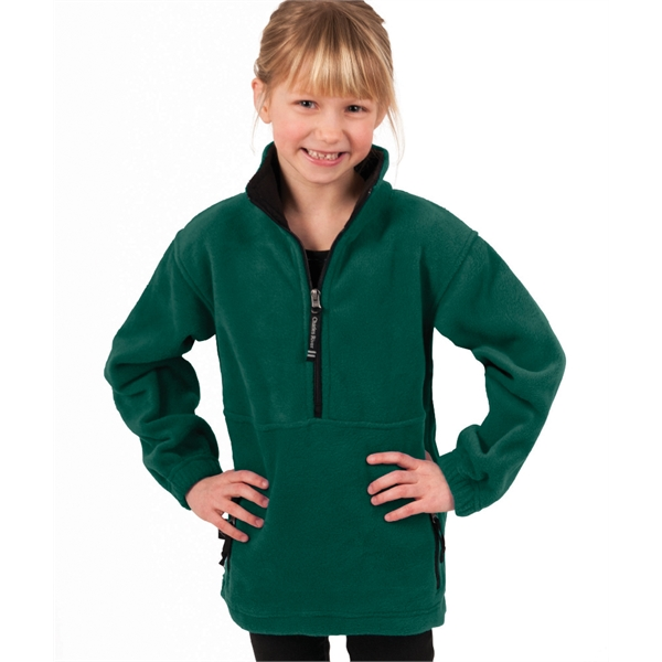 Youth Adirondack Fleece Pullover