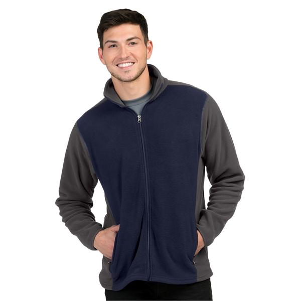Explorer Colorblock Fleece Jacket