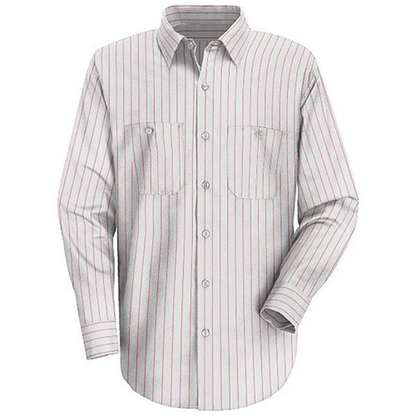 Striped Dress Uniform Shirt