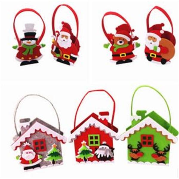 Christmas Delicate Gift Bag