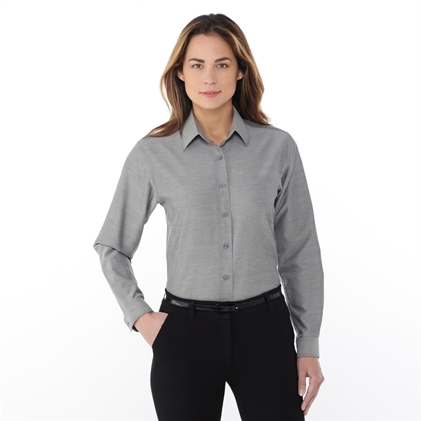 W-Tulare Oxford Long Sleeve Shirt