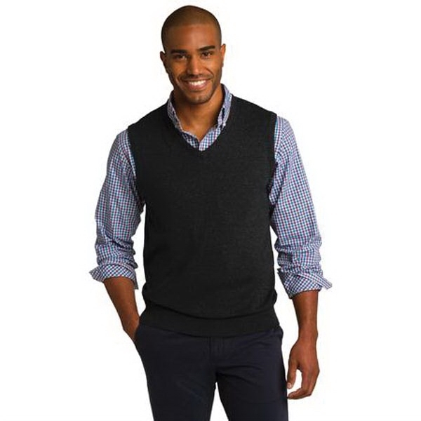 Port Authority Sweater Vest.