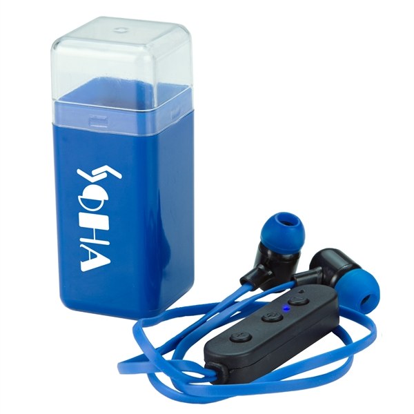 Rhythm and Blues Earbuds