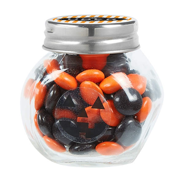 Cryptic Canister Jar