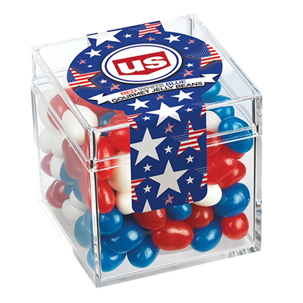 Commemorative Candy Box - Patriotic Gourmet Jelly Beans