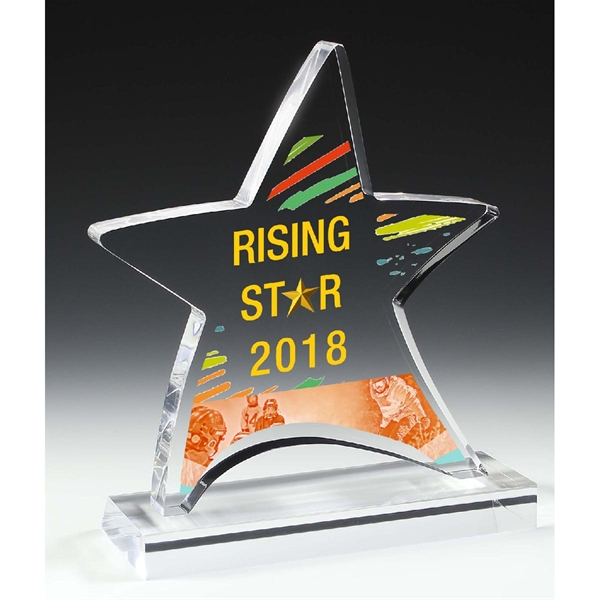 Moving Star Achievement Award