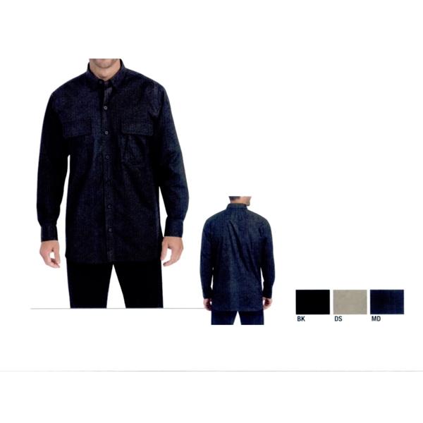 Long Sleeve Ventilated Ripstop Tactical Shirt