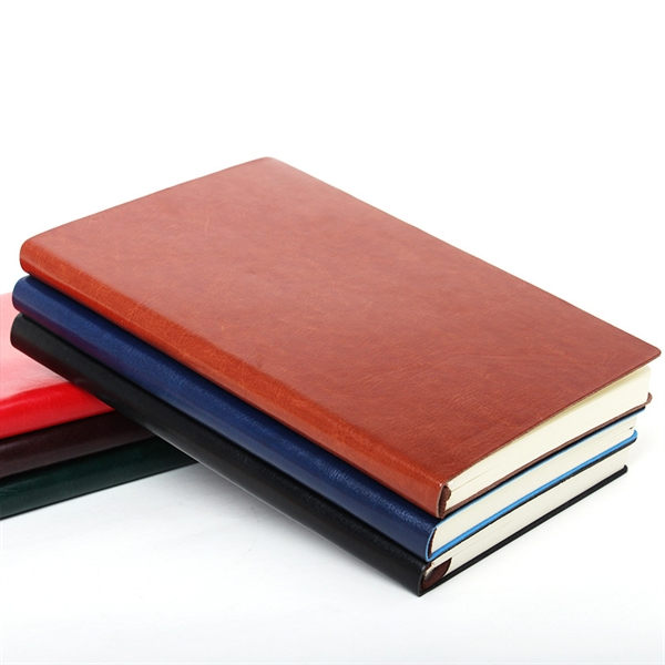 B5 PU Cover Notebook Office Supply