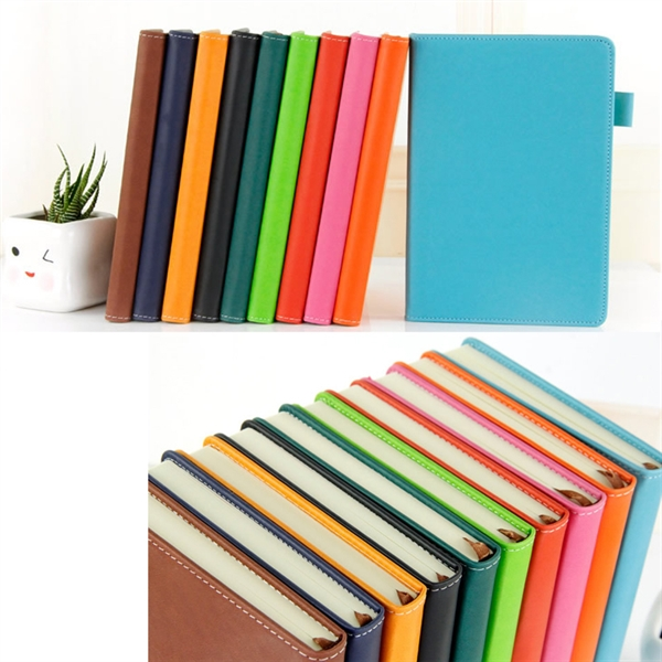 A5 PU Cover Notebook