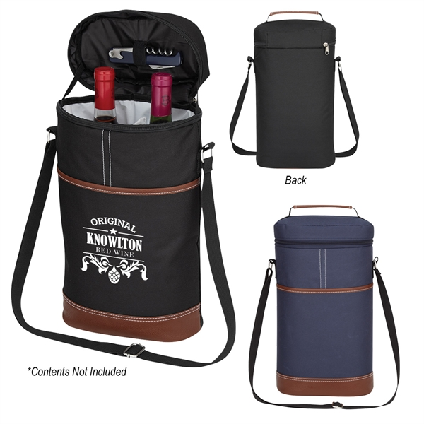 Double Wine Kooler Bag