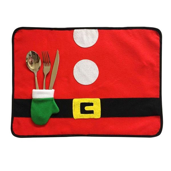 Christmas Deocration Placemat