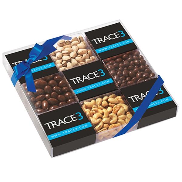 9 Way Executive Selection - Nuts & Chocolate Mix