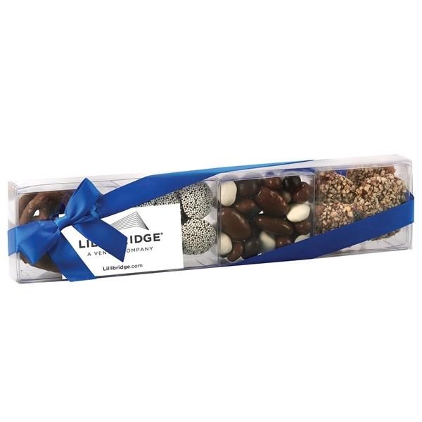 4 Way Elegant Selection  - Chocolate Dream - Small