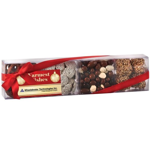 4 Way Elegant Selection  - Chocolate Dream - Large