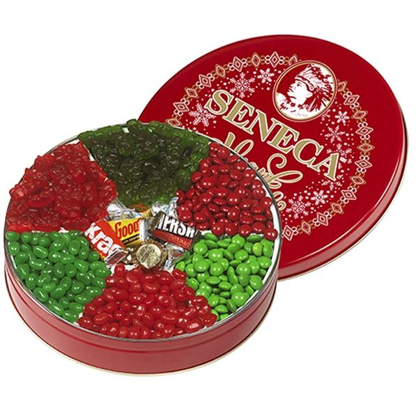 7-Way Holiday Wishes Tin - Large