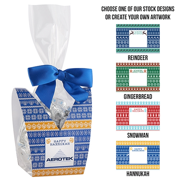Ugly Sweater Desk Drop - Hershey's® KISSES® (5.7 oz.)