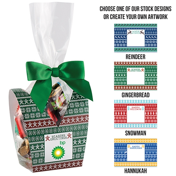 Ugly Sweater Desk Drop - Hershey's® Holiday Mix (5.7 oz.)